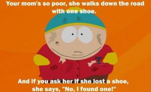 South Park Eric Cartman Quotes