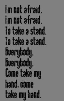Eminem - Not Afraid - song lyrics, song quotes, music quotes, song ...