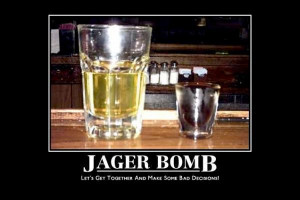 Jagerbomb Picture Slideshow