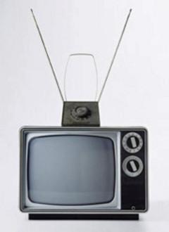 Old School TV Set