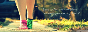 stand alone facebook cover