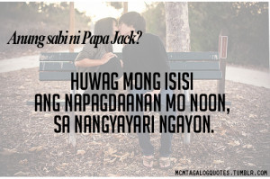 Happy Love Quotes And Sayings Tagalog #34