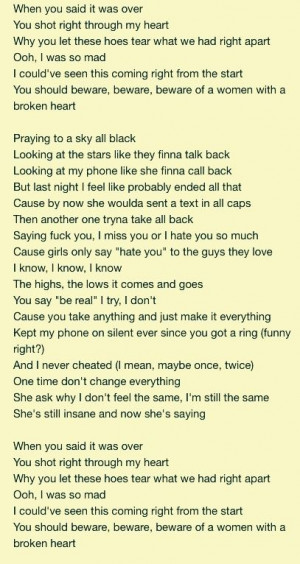 Love this song Big Sean - Beware