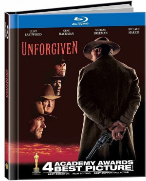 The time has finally arrived to own Unforgiven on Blu-Ray. The Academy ...
