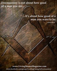 More Masonic Inspiration. Freemasonry, Masonry, Freemasons, Living ...