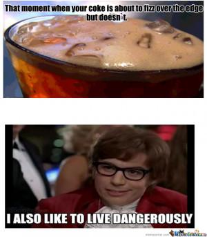 Coke Meets Austin Powers