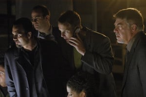 Still Of Peter Berg Paul Adelstein Bruce McGill And Mark Ruffalo In