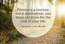 ... your health journey with these inspiring quotes. / by Cooper Aerobics