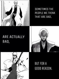 Gin Ichimaru Bleach :'( More