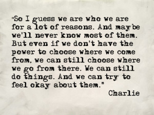perks of being a wallflower charlie quotes gif the perks of being a