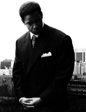 Denzel Washington – American Gangster
