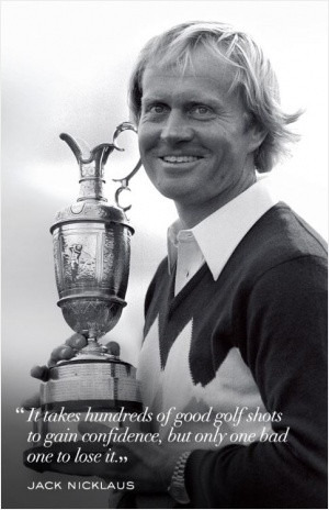 Achievement Quotes Expectation Quotes Jack Nicklaus Quotes