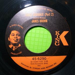 James Brown Funky Drummer