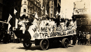 Labor Day Parade 1909