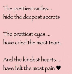The prettiest smiles....