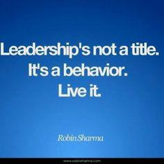Christian Leadership Quotes, Leadership Behavior, Behavior Leadership ...
