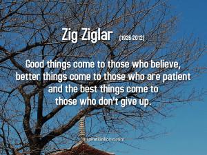 Zig Ziglar Motivational Quotes