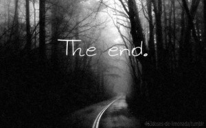 lost, quotes, sad, the end