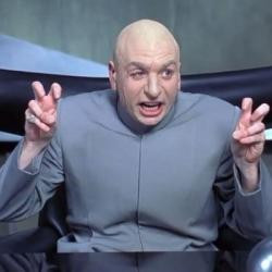 of course there should be a dr evil meme dr evil is one of the most ...