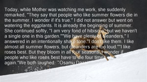 Beginning Of Summer Quotes