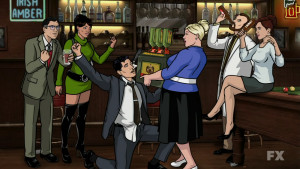 Popular on archer quotes lana danger zone - Russia