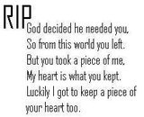 Rip Quotes Graphics | Rip Quotes Pictures | Rip Quotes Photos