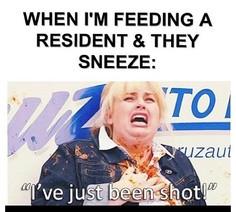 Cna Quotes mycnajobs sneeze