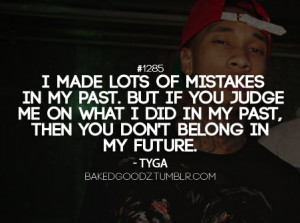 Past Mistakes quote #1