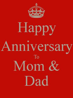 Happy Wedding Anniversary...