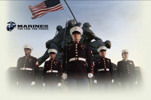 THE MARINE CORPS WAY OF RECRUITING