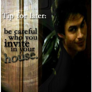 ... Pictures the vampire diaries quote ian somerhalder paul wesley funny