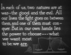 Jekyll and Hyde good and evil quote