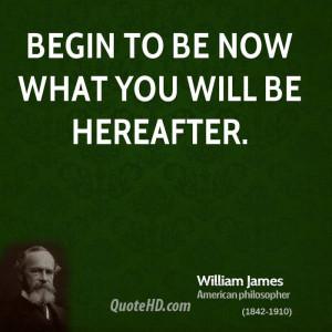 William James Motivational Quotes