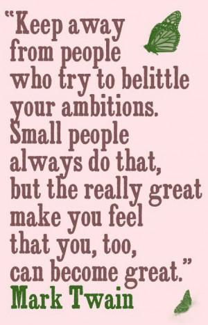 Sunday Quotes: Mark Twain