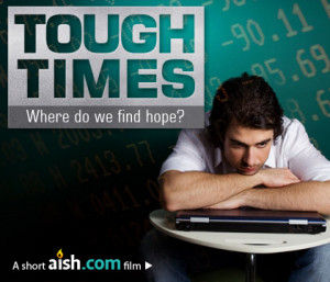 Tough times: Where do we find hope?