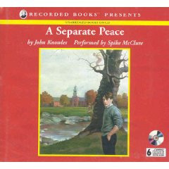 The summary of every chapter of the book a separate peace by john knowles