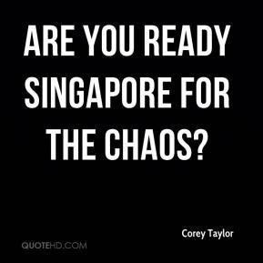 Corey Taylor Top Quotes