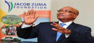 President Jacob Zuma bids farewell to Jacob G Zuma Foundation students ...