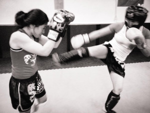 Women Kickboxing Quotes Most renowned kickboxing
