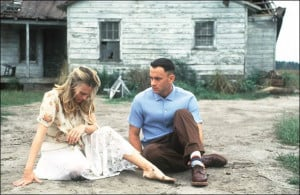 Forrest Gump: Robin Wright's style