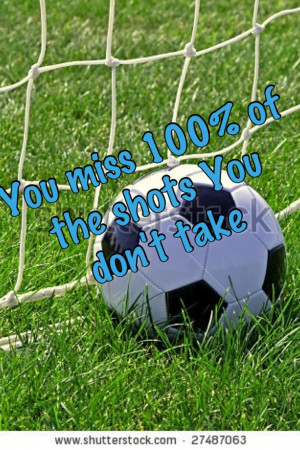 Soccer Quote Images Soccer quote. via isabel vallejo