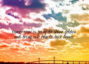 Quotes About Going Back Home
