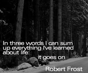 Robert Frost quote Pictures, Images and Photos