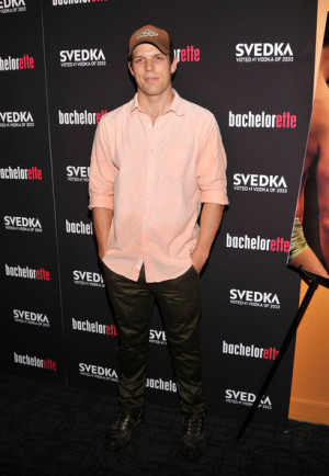 Jake Lacy Actor Jake Lacy attends the quot Bachelorette quot New York ...