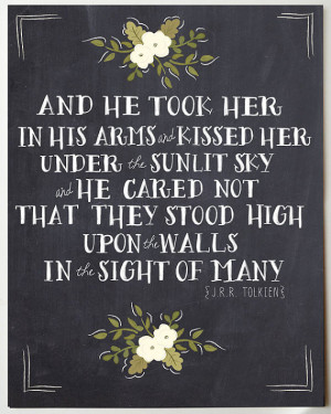 Tolkien Quotes http://www.etsy.com/listing/116662833/jrr-tolkien ...