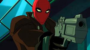 Red Hood - Batman Under the Red Hood animated movie