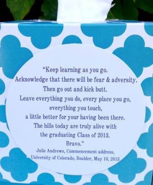 High School Graduation Quotes 2013 Commencement address,