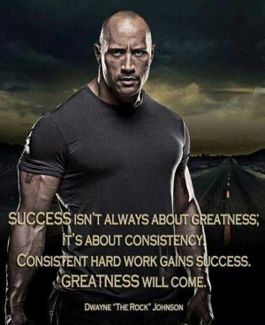 Being consistent in what you are doing also signifies commitment. If ...