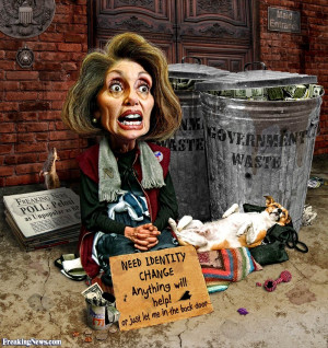 Poll: Pelosi as Unpopular as BP Please view full Pelosi WIP
