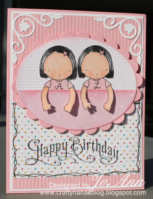 Displaying 20> Images For - Happy Birthday Twin Images...